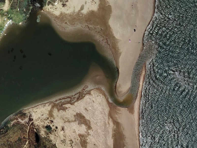 Desembocadura Fluviá